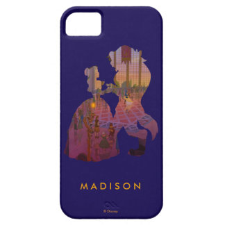 Beauty & The Beast | Silouette Dancing iPhone 5 Cases