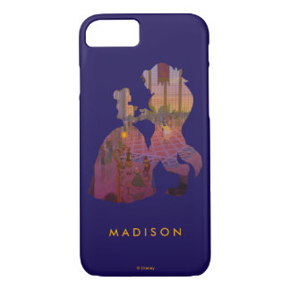 Beauty & The Beast | Silouette Dancing iPhone 8/7 Case