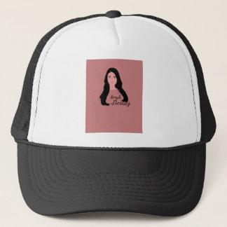 Beauty Trace Trucker Hat