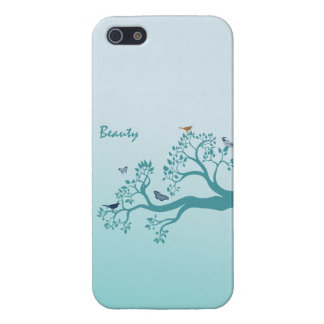 Beauty Tree Branch iPhone 5 Covers