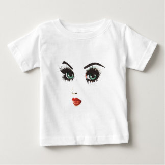 Beauty woman face baby T-Shirt