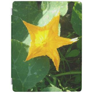 BEAUTYFULL PUMPKIN FLOWER iPad COVER