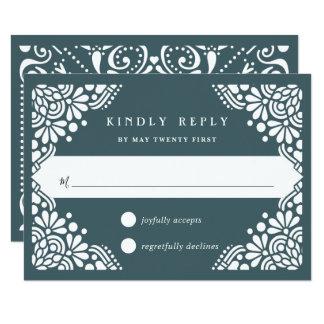 Beaux Arts RSVP Card | Spruce