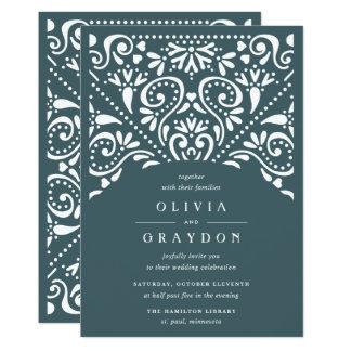 Beaux Arts Wedding Invitation | Spruce