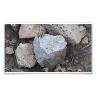 Beaver Dam Slough Geology Rock Earth History Stone Photographic Print