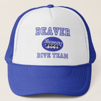 Beaver Dive Team Hat