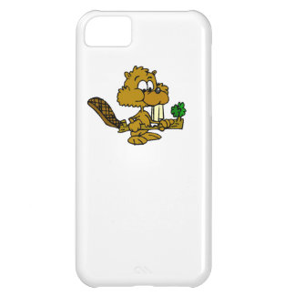 Beaver Eating Branch iPhone 5C Cover