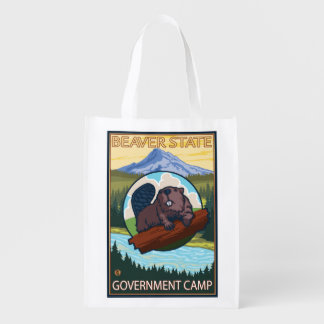 Beaver & Mt. Hood - Government Camp, Oregon