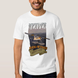 Beaver Rods Wings 1 T-shirts