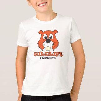 Beaver - Wildlife Protect T-Shirt