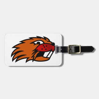 Beavers Luggage Tag