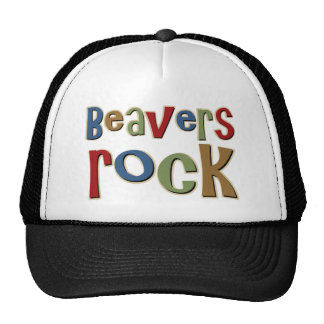 Beavers Rock Hats