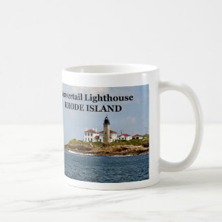 Beavertail Lighthouse, Rhode Island Mug