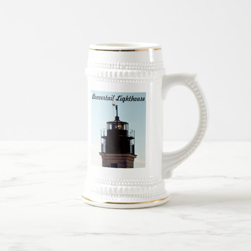 Beavertail Lighthouse's Lantern Mug