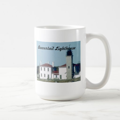 Beavertial Lighthouse Mug 1