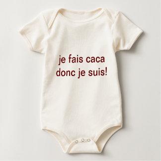 bébé Descartes Baby Bodysuit
