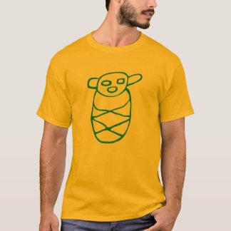 Bebé Taíno Verde T-Shirt