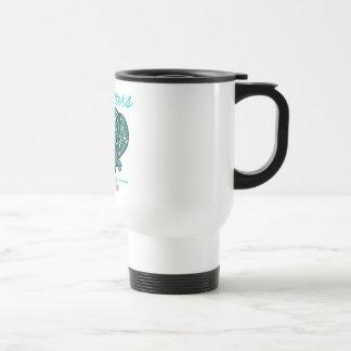 Because I Care - Ovarian Cancer Coffee Mugs