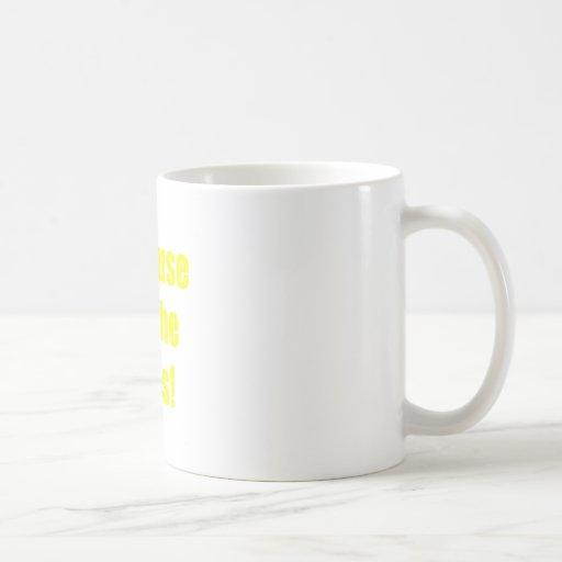 Because Im the Boss Coffee Mugs