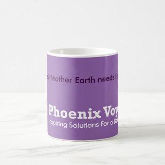 Because Mother Earth needs love too Basic White Mug