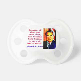 Because Of What You Have Done - Richard Nixon Dummy