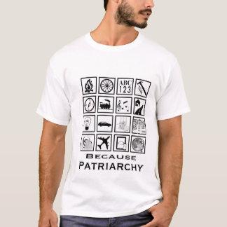 Because Patriarchy T-Shirt