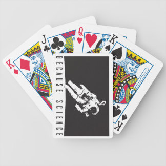 becausescience bicycle playing cards