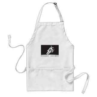 becausescience standard apron