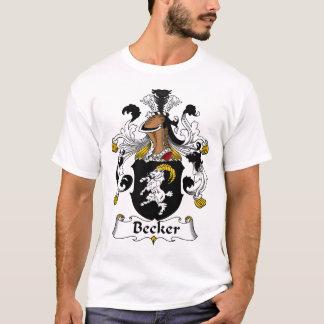 Becker family, German crest T-Shirt