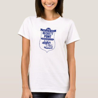 Beckett Point Fishermen's Club - Ladies Shirt