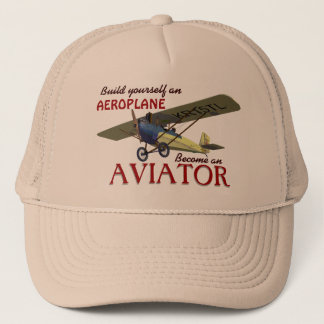 Become an Aviator Trucker Hat