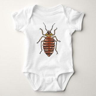 Bed Bug Sketch Baby Bodysuit
