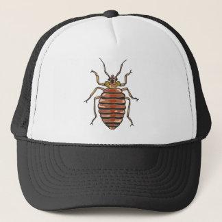 Bed Bug Sketch Trucker Hat