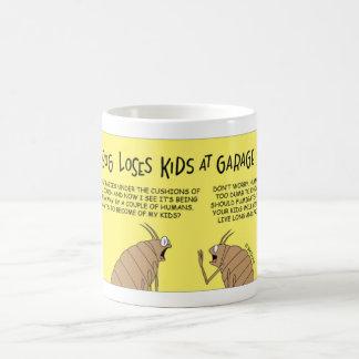 Bed Bugs lose kids Coffee Mug