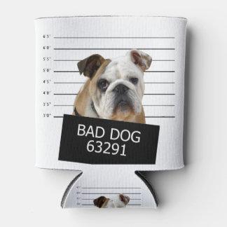 Bed dog - bulldog can cooler
