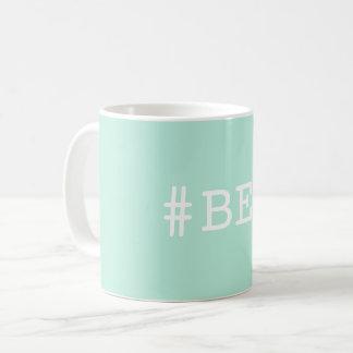 #BED Hex Coding Funny Computer Geek Sea-Foam Green Coffee Mug
