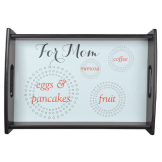 Bed in Breakfast | Mother's Day | Personalised Serving Tray