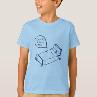 Bed Joke Shirt and Apparel