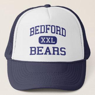 Bedford Bears Middle Westport Connecticut Trucker Hat