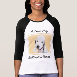 Bedlington Terrier 2 T-Shirt