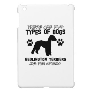 Bedlington Terrier dog designs iPad Mini Case