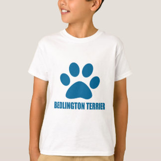 BEDLINGTON TERRIER DOG DESIGNS T-Shirt