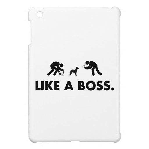 Bedlington Terrier iPad Mini Covers