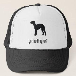 Bedlington Terrier Trucker Hat