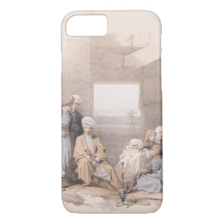 Bedouin Family at the temple of Amun,Thebes, Egypt iPhone 8/7 Case