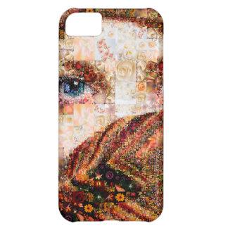 Bedouin woman-bedouin girl-eye collage-eyes-girl iPhone 5C case