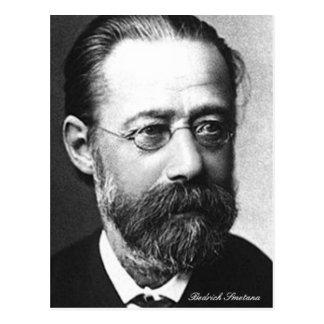 Bedrich Smetana Postcard