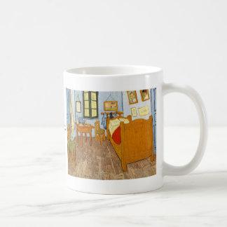 Bedroom in Arles by Vincent van Gogh Coffee Mugs