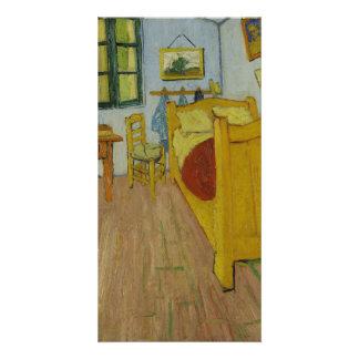 Bedroom in Arles by Vincent Van Gogh Photo Greeting Card