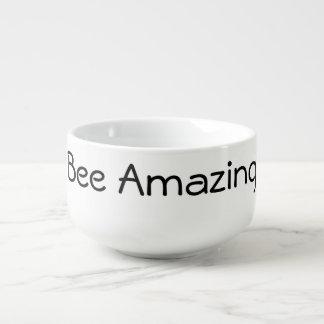 Bee Amazing Soup Mug